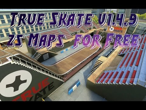 True Skate All Maps APK